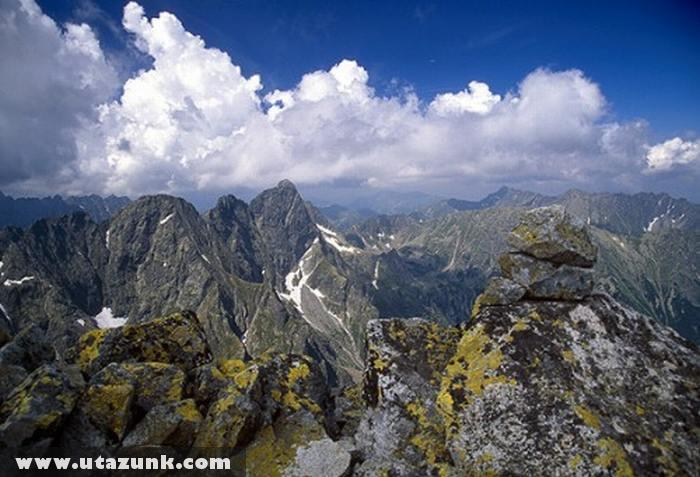 Lengyelország hegyei