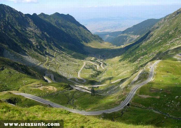 Románia - Transzfogaras