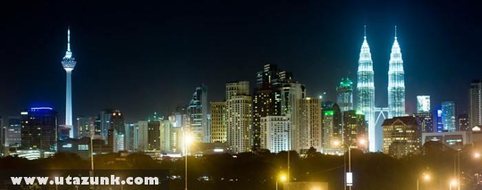 Malajzia éjszaka