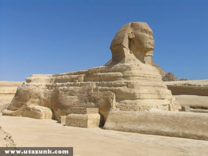 Sphinx - Egyiptom