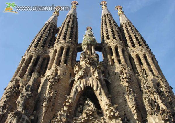 A Szent Család Temploma Barcelonában