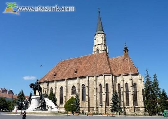 A kolozsvári Mátyás-templom