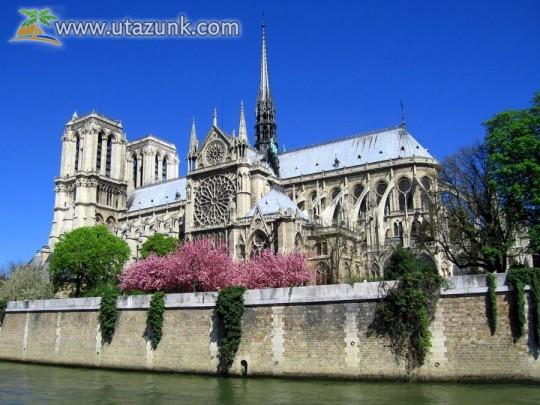 A párizsi Notre Dame