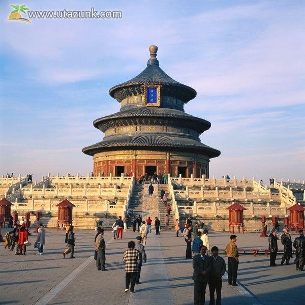 Az Ég Temploma Pekingben - Kína