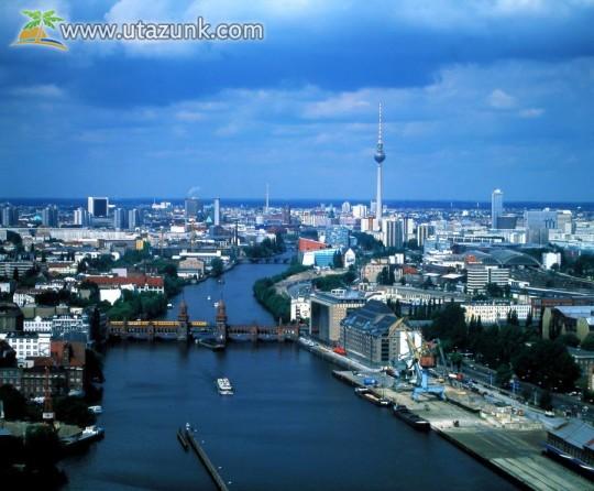 Berlini látkép