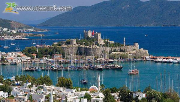 Bodrum - Törökország