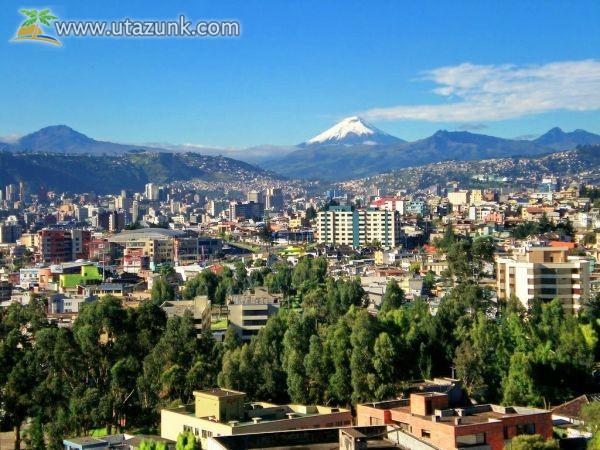 Ecuador fővárosa: Quito