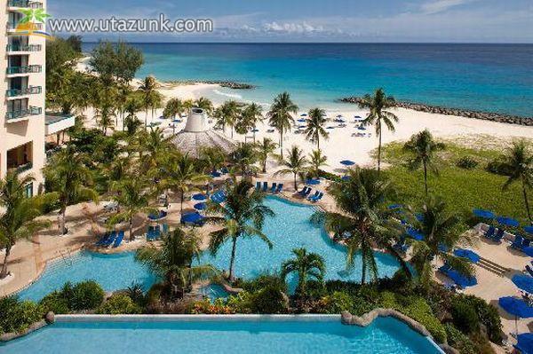 Egy kis pihenés Barbadoson