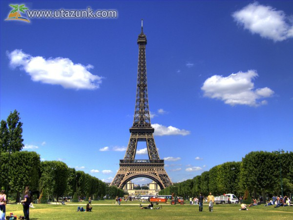 Eiffel-torony - Párizs