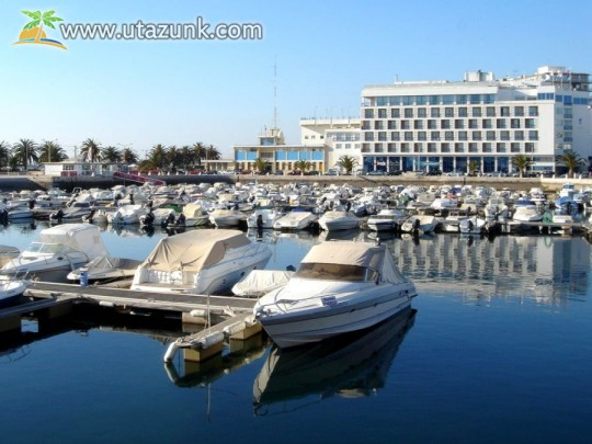 Faro kikötője