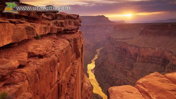 Grand Canyon - nem mindennapi látvány