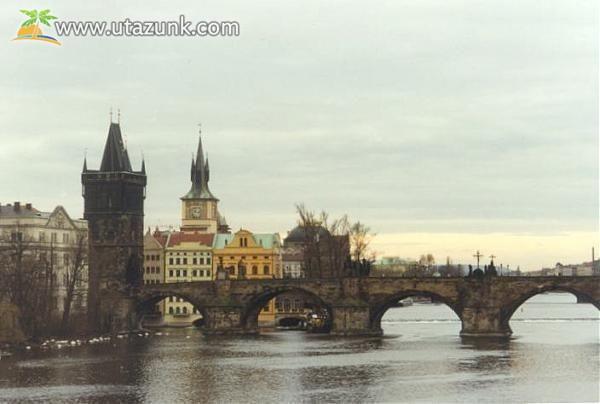 Károly-híd - Prága
