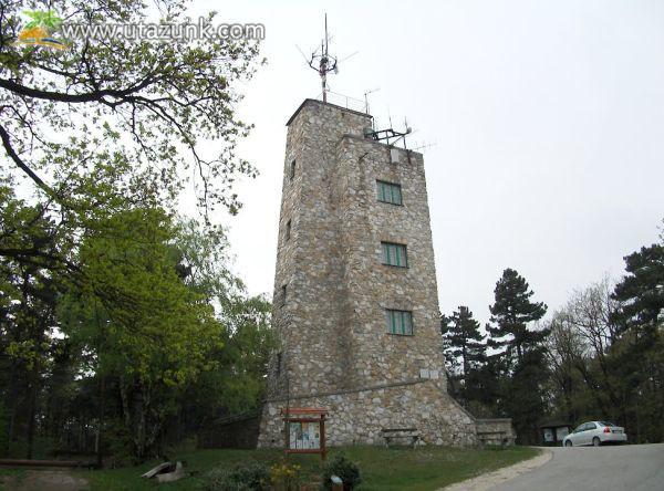Károly magaslati kilátó - Sopron