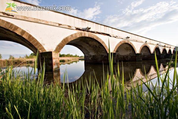 Kilenclyukú híd - Hortobágy