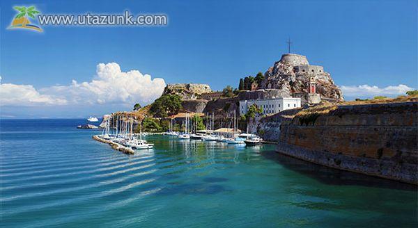 Korfu - Görögország