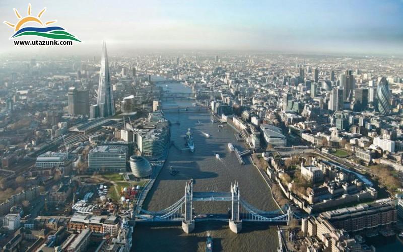 London látképe