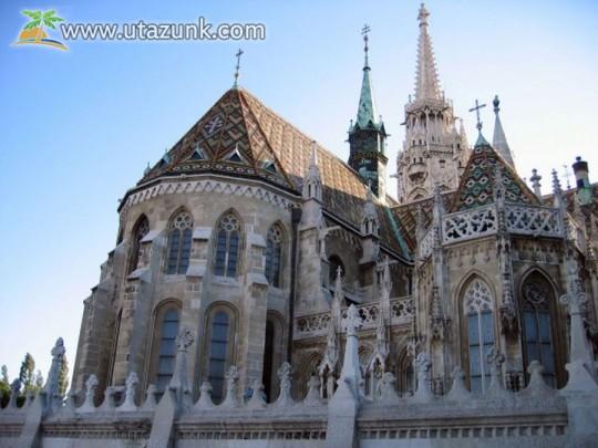 Mátyás-templom, Budapest