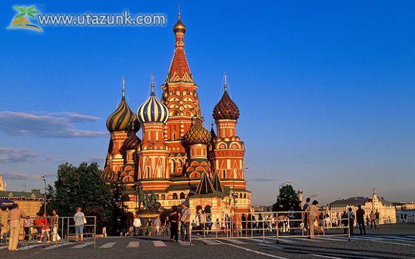 Moszkva -  Oroszország