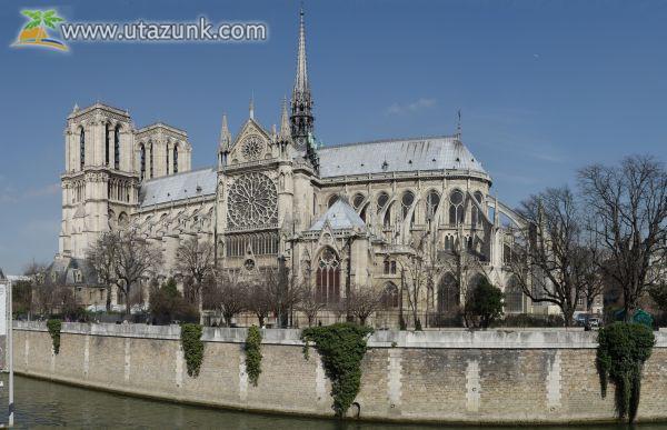 Notre Dame - Párizs