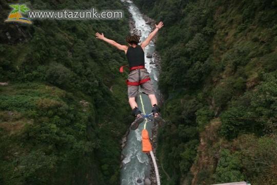 Nyári kaland: Bungee Jumping
