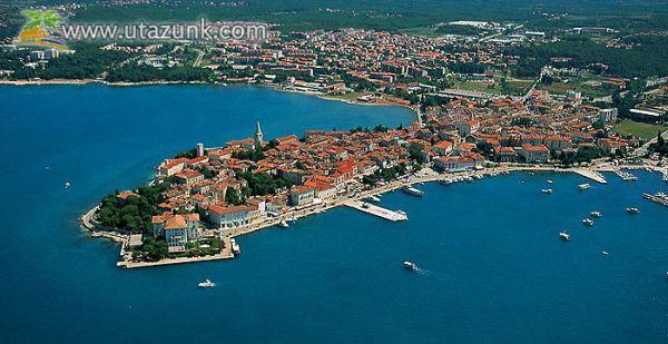 Porec - Horvátország