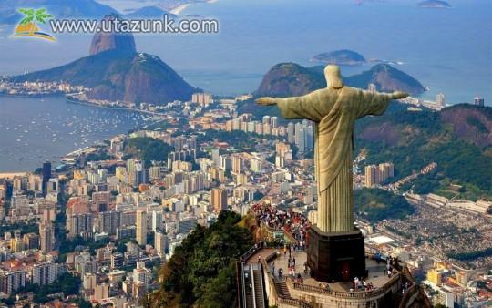 Rio de Janeiro látképe