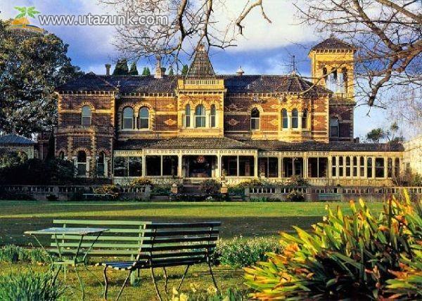 Rippon Lea Kastély - Melbourne