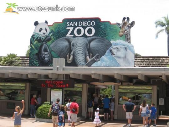 San Diego Zoo, a világ egyik legnagyobb állatkertje