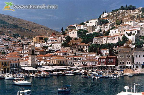 Szaróni-szigetek - Görögország