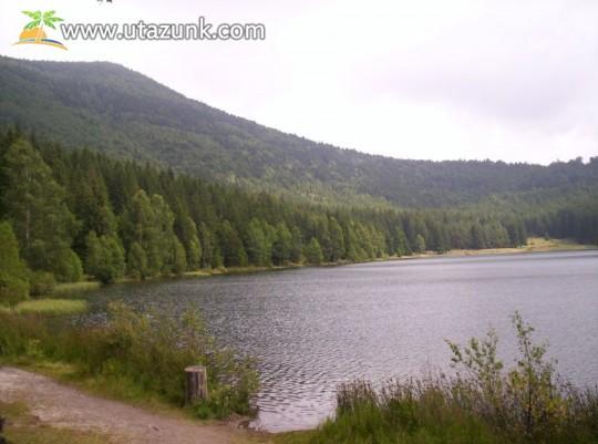 Szent-Anna tó, Erdély