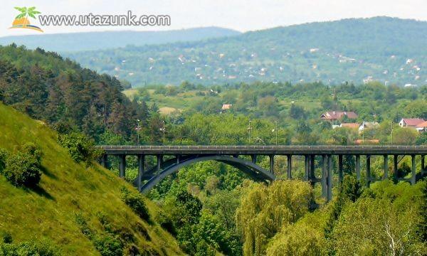 Szent István Völgyhíd - Veszprém