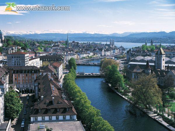 Zürich - Svájc