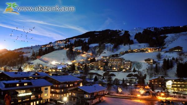 Saalbach-Hinterglemm - Síparadicsom Ausztriában