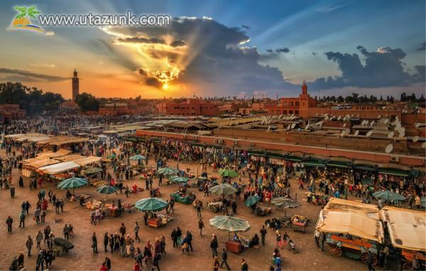 Marrakesh - Marokkó