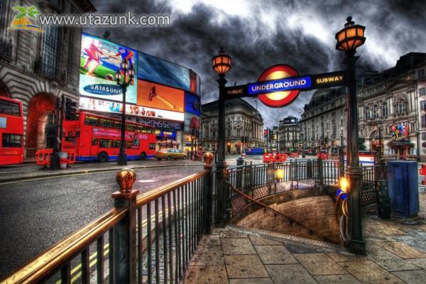 Londonban, Piccadilly