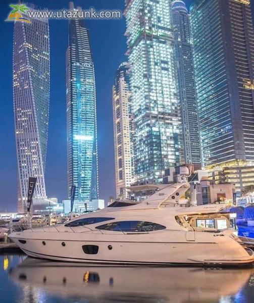 Luxus yacht