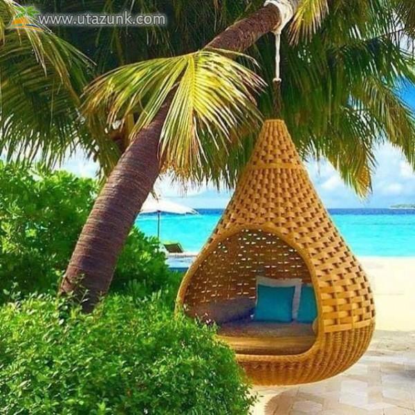 Luxus tengerpart