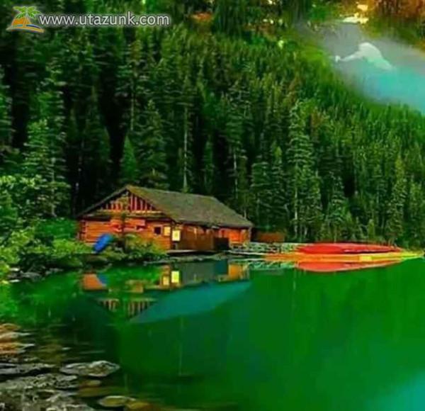 Ház a tónál - völgy