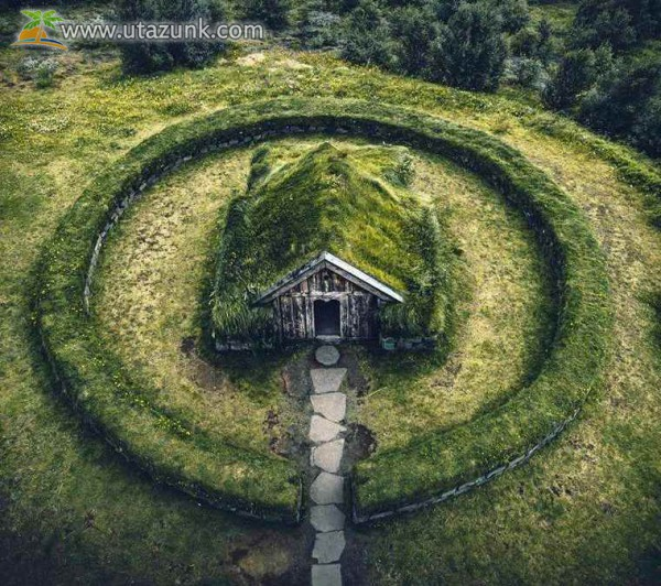 Izlandon ilyen egy kápolna