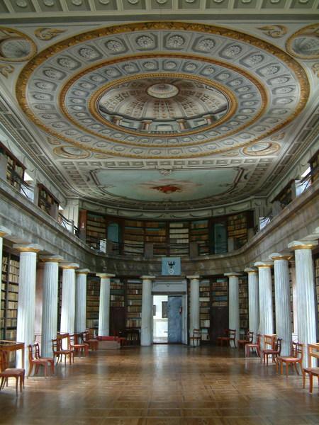 Sárospatak - Nagykönyvtár