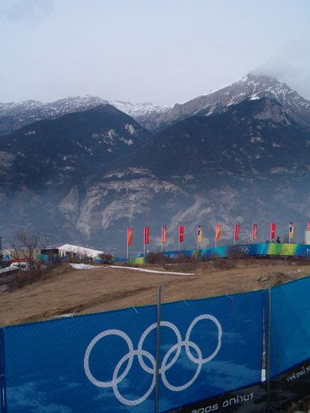 Torinói olimpia