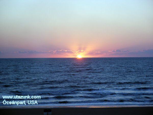 Valahol az USA-ban: Óceánpart