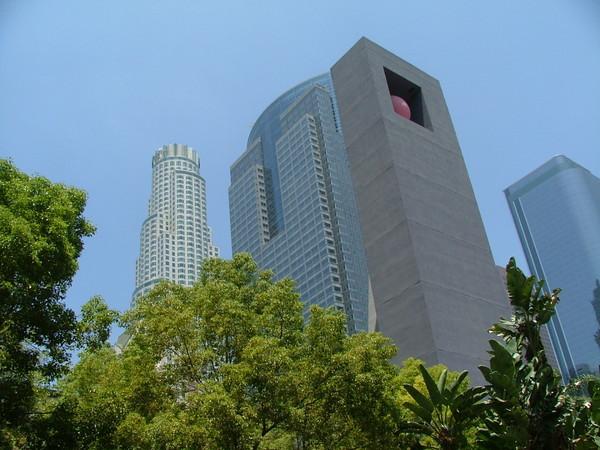 Los Angeles - az üzleti negyed