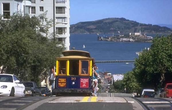 Villamos San Franciscoban