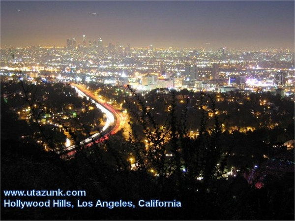 Hollywood Hills, Los Angeles, California