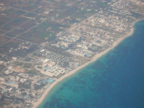 Észak-Afrika partja
