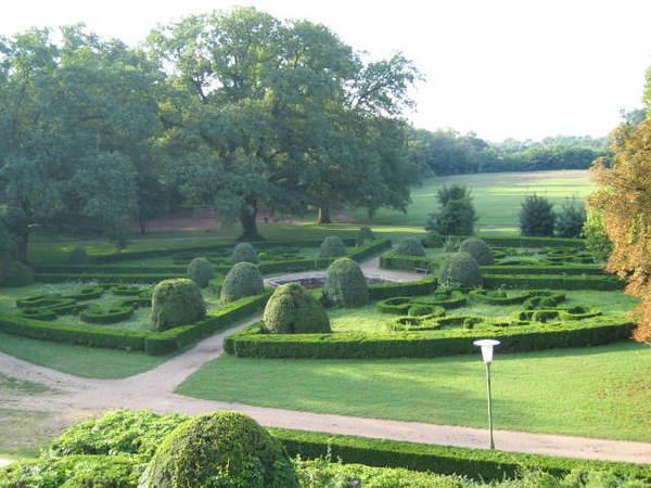 Szabadkígyós, Wenkheim kastély parkja
