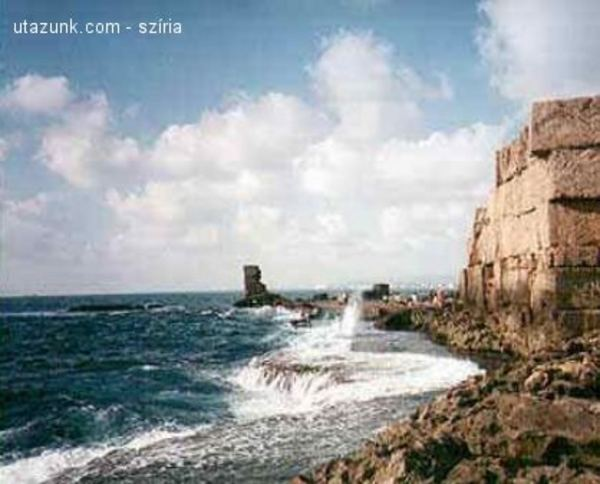 Szíriai partvidék