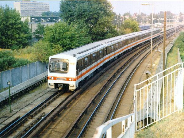 A Fantom metró - itthon kifejlesztették, megépítették, majd használat nélkül leselejtezték