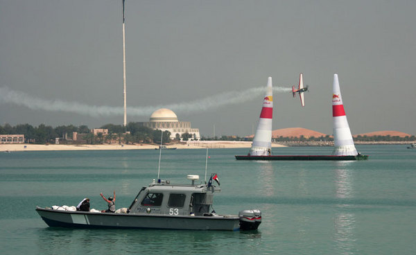 Air Race az Arab Emirátusokban